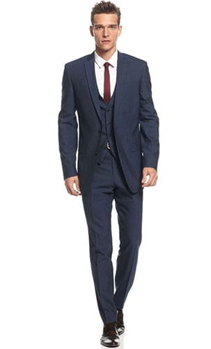 school formal suit