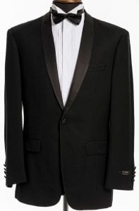 suit hire gold coast shawl collar classic suit